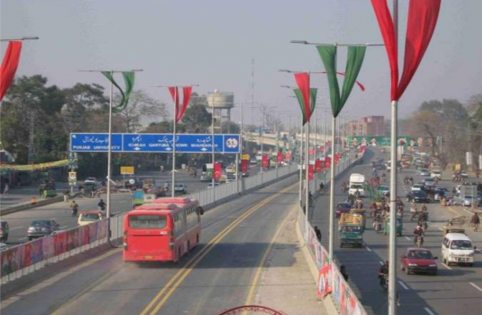 Bus Rapid Transit System (BRTS) Project-Package IIA