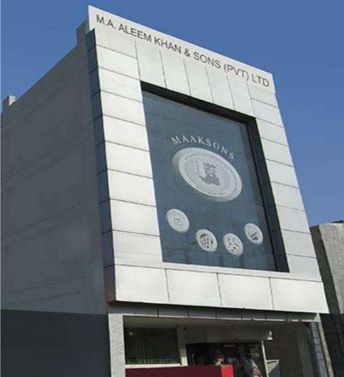 Maaksons Head Office Building