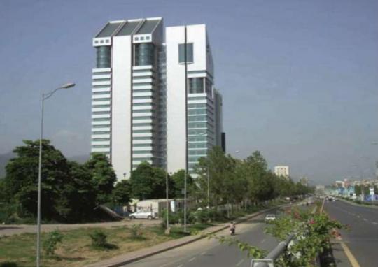 P.T.E.T Telecom Tower, Islamabad